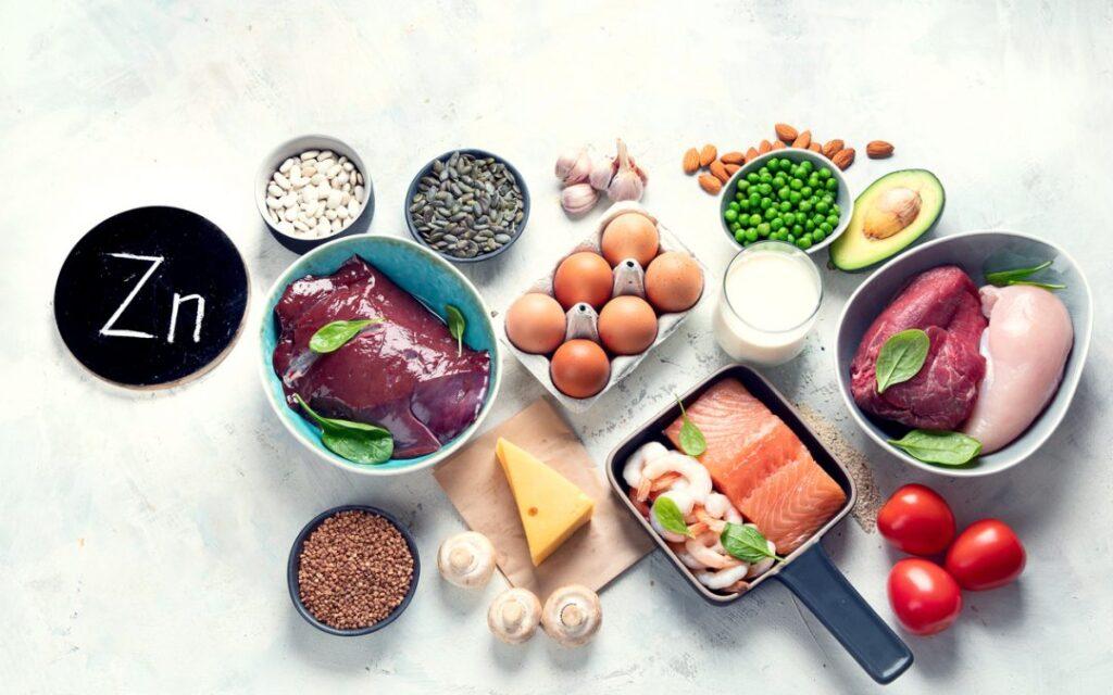 Top 15 alimente bogate in Zinc