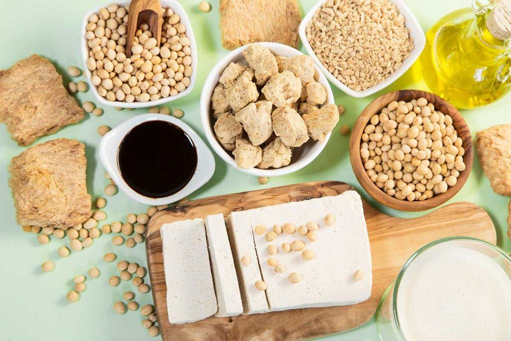 produse din soia, lecitina din soia, tofu, soia fiarta soia granule