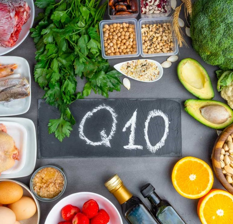 surse din alimente naturale de coenzima q10